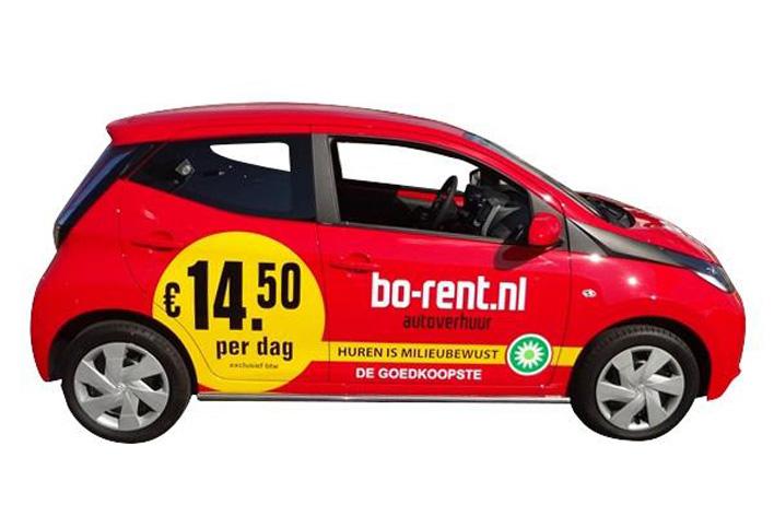 Goedkope Garage Utrecht : Bo rent goedkoop een auto huren voor u20ac17 55 p.d.